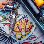 hypoallergenic tattoo ink
