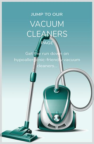 Jump to Vacuum Cleaners page