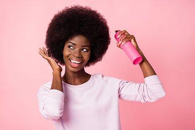Hypoallergenic Hair Sprays
