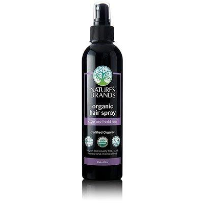 Nature's Brands Herbal Choice Mari Organic Hair Spray